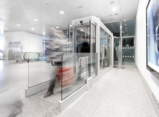 Les portes automatiques c 39 est record for Porte automatique record